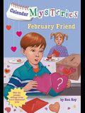 Calendar Mysteries #2: February Friend