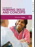 Fundamental Nursing Skills and Concepts 2-Volume Set