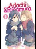 Adachi and Shimamura (Light Novel) Vol. 3