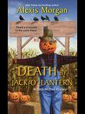 Death by Jack-O'-Lantern