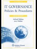 It Governance: Policies & Procedures 2010 Edition W/ Cd