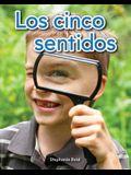 Los Cinco Sentidos (Five Senses) Lap Book (Spanish Version)