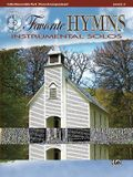 Favorite Hymns Instrumental Solos for Strings: Cello, Book & Online Audio