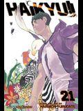Haikyu!!, Vol. 21, 21