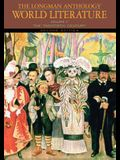 The Longman Anthology of World Literature, Volume F: The Twentieth Century