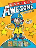 Captain Awesome 4-Books-in-1: Captain Awesome Takes a Dive; Captain Awesome, Soccer Star; Captain Awesome Saves the Winter Wonderland; Captain Awesome and the Ultimate Spelling Bee