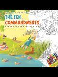 The Ten Commandments, Coloring Book Edition