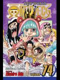 One Piece, Vol. 74, Volume 74: Ever at Your Side
