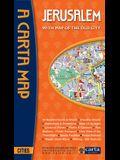 Carta's Map of Jerusalem