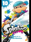 Splatoon, Vol. 10, 10