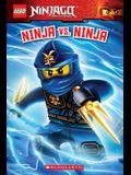 Ninja vs. Ninja (Lego Ninjago: Reader), 12