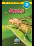 Ants: Animals That Change the World! (Engaging Readers, Level 2)