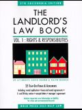 The Landlord's Law Book: Rights and Responsibilities: California Edition (5th ed)