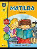 Matilda, Grades 3-4 [With 3 Overhead Transparencies]