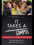 It Takes A Campus: 15 Initiatives to Improve Retention