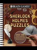 Brain Games - Sherlock Holmes Puzzles, 1