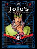 Jojo's Bizarre Adventure: Part 3--Stardust Crusaders, Vol. 6, Volume 6