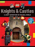 Knights & Castles (Lego Nonfiction): A Lego Adventure in the Real World