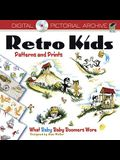 Retro Kids Patterns and Prints: What Baby Baby Boomers Wore [With CDROM]