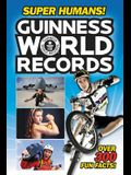 Guinness World Records: Super Humans!