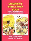 Children's Bible Story Book - Four Color Illustration Edition