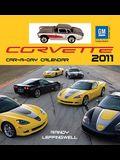Corvette Car-A-Day Calendar [With Corvette]