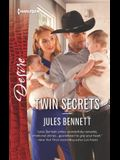 Twin Secrets (The Rancher's Heirs)