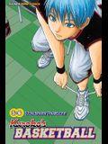 Kuroko's Basketball, Vol. 3, Volume 3: Includes Vols. 5 & 6