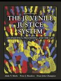 The Juvenile Justice System: Delinquency, Processing, and the Law