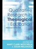 Qualitative Research in Theological Education: Pedagogy in Practice