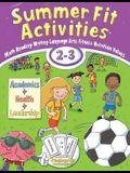 Summer Fit Activities, Second - Third Grade