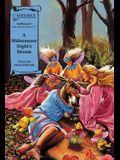 A Midsummer Night's Dream (Saddleback's Illustrated Classics)