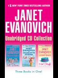 Janet Evanovich Collection: Full Bloom & Full Scoop & Hot Stuff