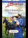 Katie's Redemption (Brides of Amish Country, Book 1)
