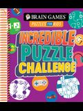 Brain Games Puzzles for Kids - Incredible Puzzle Challenge