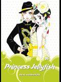 Princess Jellyfish 6