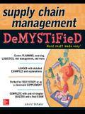 Supply Chain Management Demystified