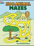 Zoo Animal Mazes