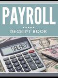 Payroll Receipt Book