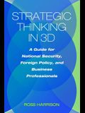 Strategic Thinking in 3D: A Guide for National Security, Foreign Policy, and Business Professionals