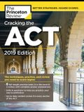 Cracking the ACT with 6 Practice Tests, 2019 Edition: 6 Practice Tests + Content Review + Strategies
