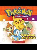 Pokemon: Pikachu and Pals Junior Handbook: Pikachu and Pals Jr. Handbook