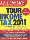 JK Lasser's Your Income Tax 2011