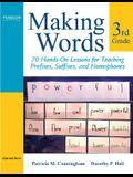 Cunningham: Making Words