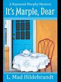 It's Marple, Dear
