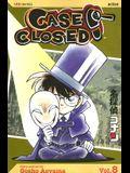 Case Closed, Vol. 8, 8