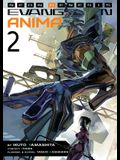 Neon Genesis Evangelion: Anima (Light Novel) Vol. 2