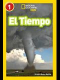 National Geographic Readers: El Tiempo (L1)