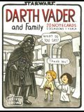 Darth Vader and Family Notecards [With 20 Envelopes]