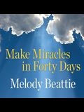 Make Miracles in Forty Days Lib/E: Turning What You Have Into What You Want